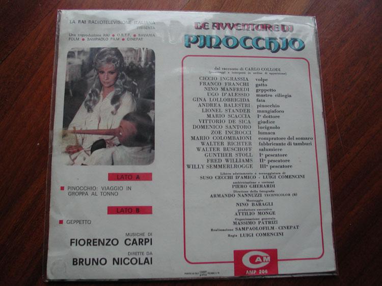FIORENZO CARPI PINOCCHIO EBOOK